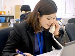 いわき市平字堂根町/WEB受付業務/長期