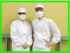 栗東市下鈎/即席麺の製造・検査作業/土日祝休み
