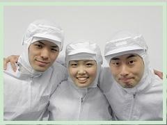 笠岡市絵師/プロテインの製造、ゼリーの検品など/夜勤