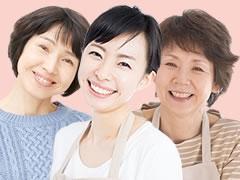 郡山市字石塚/調理・接客/交通費支給