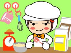 所沢市小手指元町/お菓子の製造業務/週4~