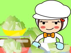 東大阪市東鴻池町/野菜のカット/週2日~OK