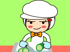 習志野市東習志野/洗浄・調理/週3