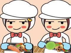 習志野市東習志野/お弁当の製造/週3~