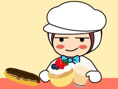 岡崎市東牧内町甲田/洋菓子の製造ライン/週4~OK