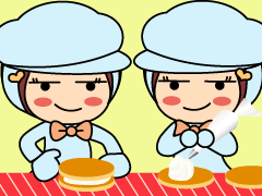 佐野市岩崎町/和菓子の製造/週4~OK