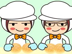 昭島市美堀町/パンの製造・運搬/週4~OK