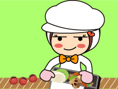 朝倉市中原/お弁当の盛り付け、検品、洗浄/週払いOK