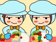 桑名市陽だまりの丘/お弁当の調理・トッピング/週5