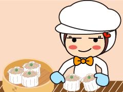 上尾市大字壱丁目/中華惣菜の製造・販売/週3日~OK