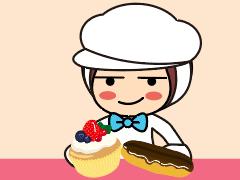 岡崎市東牧内町甲田/洋菓子の仕込・フォークリフト/週3~