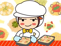 真岡市寺内/冷凍食品の調理補助/週払いOK