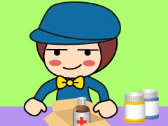 足利市久保田町/お薬の検査・梱包/土日祝休み